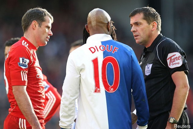 El-Hadji Diouf Reignite Words Of War With Gerrard 1