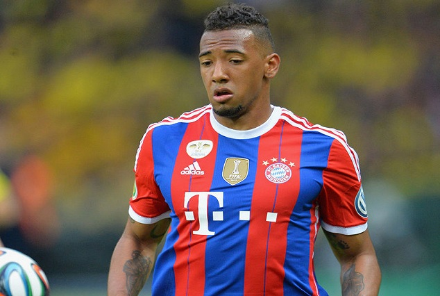 Next Time Say It To My Face! Boateng Challenge Bayern 1