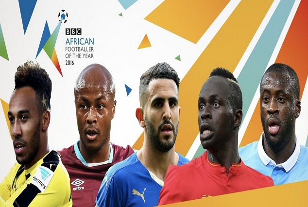BBC African Football Player Of The Year Shortlists 1