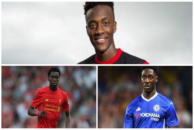 Three England Youth Prospect To Represent Nigeria 1