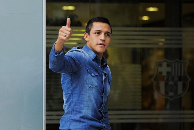 Alexis sanchez rejects Arsenal's £180K-a-week deal offer 1