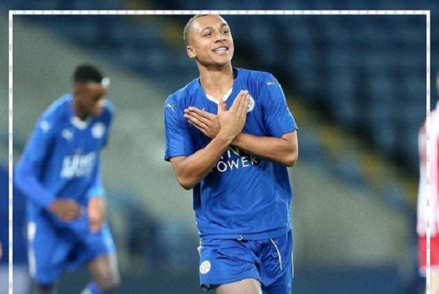 Layton Ndukwu Brace Lifts Leicester City U23 1