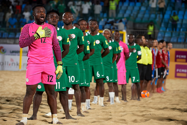 Super Sand Eagles Tackle Morocco In Semifinal Clash 1