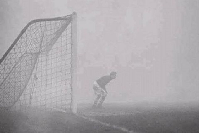 Funny Football History: Sam Bartram Foggy Incident 3