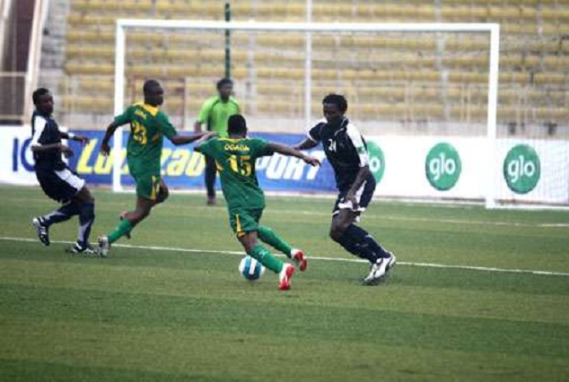 Opening Game Of Nigeria Professional League Marred By Poor Officiating 1