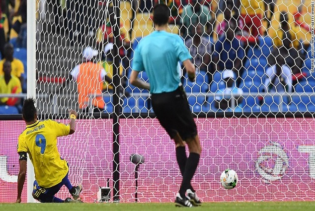 Africa Cup Of Nations: Late Juary Soares Goal Deny Gabon 1