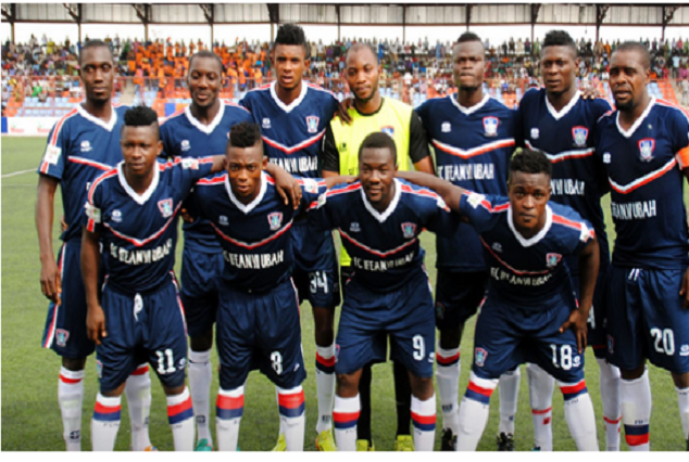 Ifeanyi Ubah Wins Charity Cup As They Defeats Enugu Rangers 3