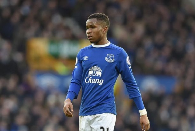 Ademola Lookman Crown His Premier League Debut With A Goal Against Manchester City 1