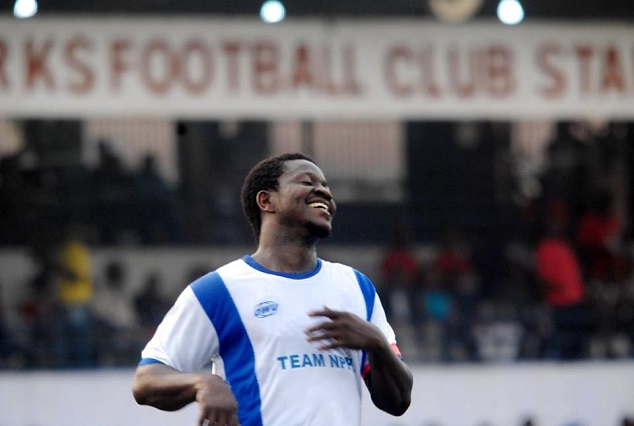 Nigeria Celebrates Ezeji ,the Nigerian League Legend 5