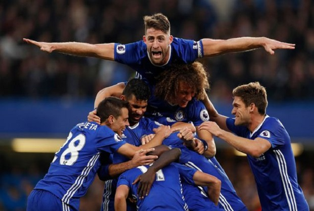 Chelsea Disunite Manchester 3