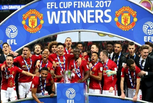 I Almost Died During EFL Cup Final - Zlatan 1