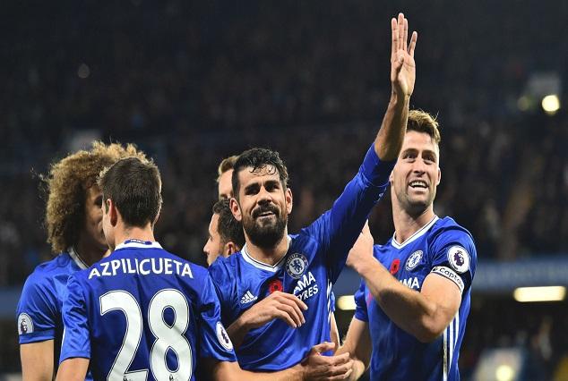 Chelsea Ran Riot On Everton 1