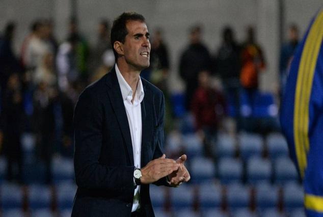 Breaking News: Deportivo Sack Gaizka Garitano 1