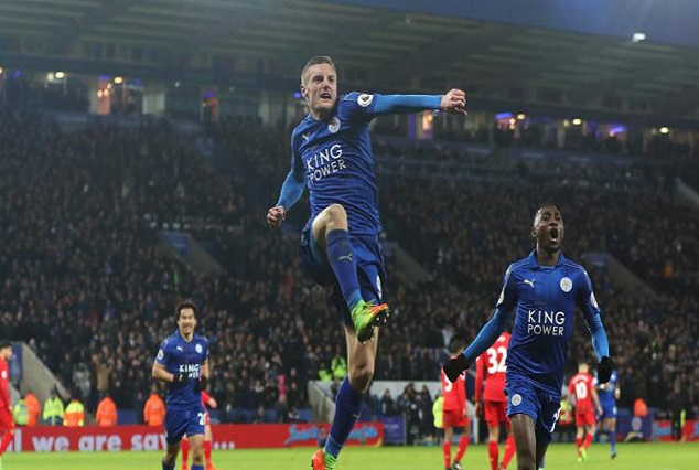 Leicester City's Rebellious Players Bite Liverpool Hard 1