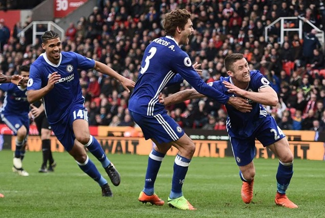 EPL : Chelsea Demonstrate Champions Character,Ndidi Thrilled With Foxes 3-2 Win Over Hammers 3
