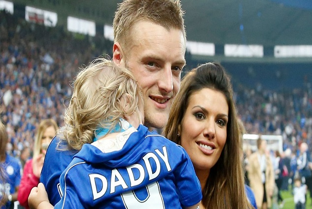 Vardy Given 'extra Security' By Leicester After Receiving Series Of Death Threats 1
