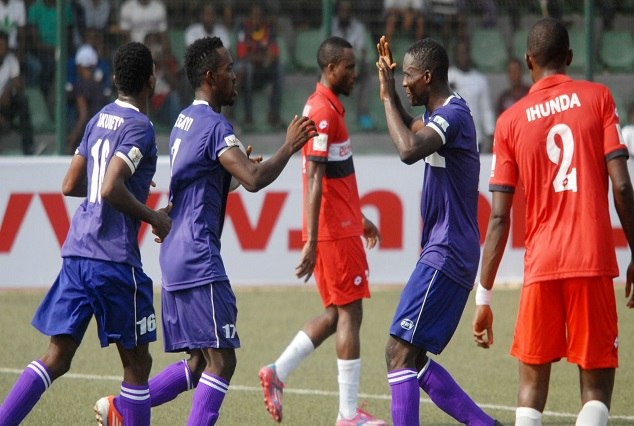 NPFL MATCHDAY 14: MFM Punish League Leader, ABS FC Share Spoils With Enyimba 3