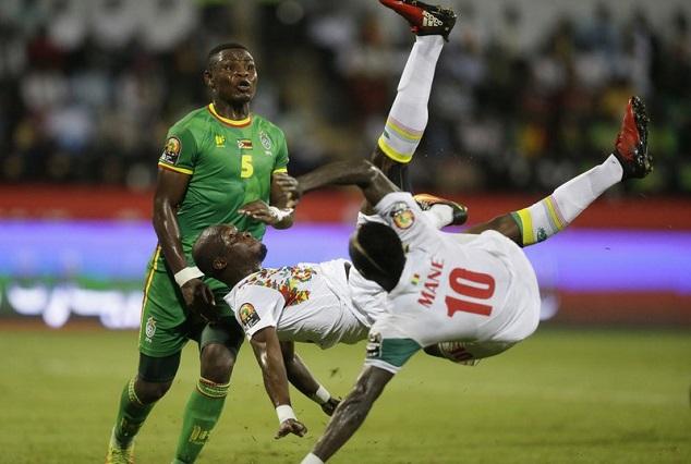 Mane,Moussa Sow, Cheikhou Kouyate In Senegal 25-man List To Face Super Eagles 1