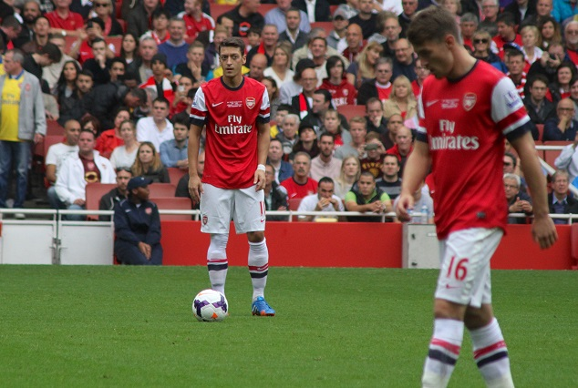 Arsenal To Miss Key Players Against Man-Utd 3