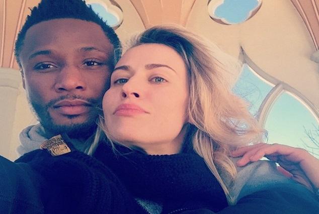 Mikel Obi And Olga Diyachenko Celebrate Five Years In Relationship 11