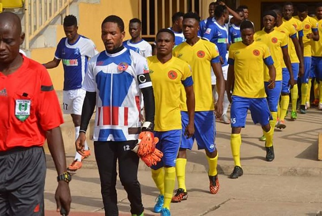 NPFL : ABS FC Players Talks Tough Ahead Of Enyimba Clash 1