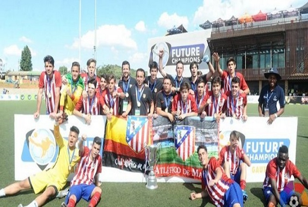 NPFL U-17 Side Lose 2-1 To Athletico Madrid In Future Cup Final 1