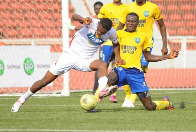 """""""It's High Time LMC Act On This"""" - Gombe United Players Cry Out Over Unfair Treatment 1"""