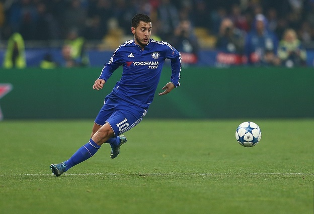 Hazard: I Will Only Leave Chelsea After Winning Premier League 1