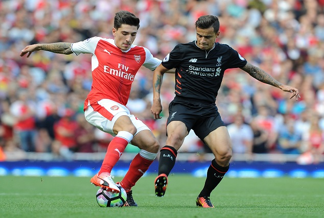 EPL : Liverpool Vs Arsenal Preview 1