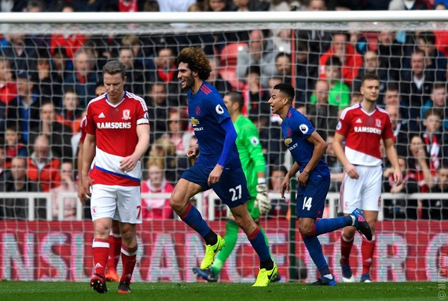 Manchester United Break Loose From 6th Position 1
