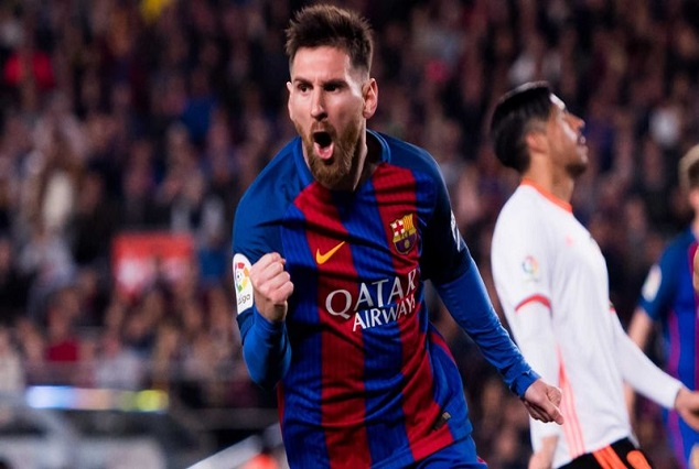 Enrique Lavish Praise On Messi - 'Amazing' He Will Continue To Set Records For Barcelona 1