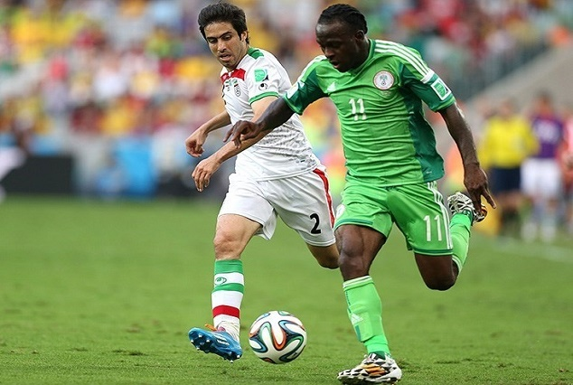 Moses, Mikel Sinks Algeria Ship 1