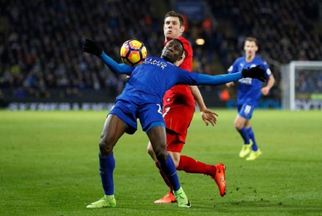Wilfred Ndidi Rated Second Best EPL Tackler 1