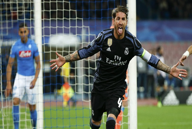 Madrid Cruise Past Napoli ; Arsenal Exits Champions League In Disgrace 1