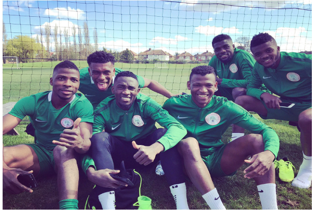 Ndidi Thrilled By The Spirit Of Oneness In Super Eagles Camp 1