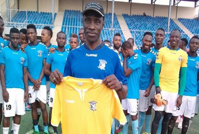 Kogi United Signs 'promotion Specialist' Tunde Abdulrahman As New Coach 1