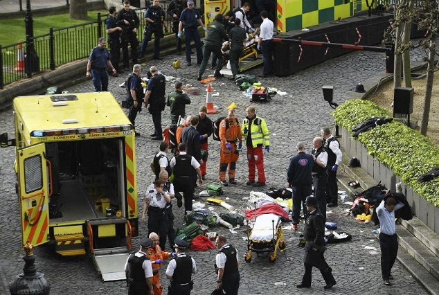 Breaking News : London Terror Attack Leave Super Eagles Game In Doubt 1