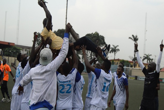 NNL Penalise FRSC FC , Bags One Year Ban For Assault On Match Officials And Players 1