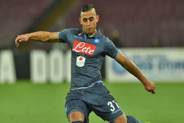 Arsenal Linked With Napoli Duo 1