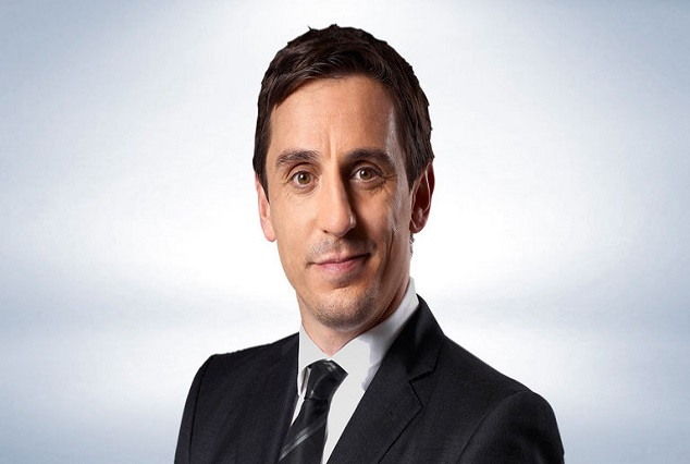 Arsenal Bigger Than Chelsea 'it's A Fact' - Gary Neville 1