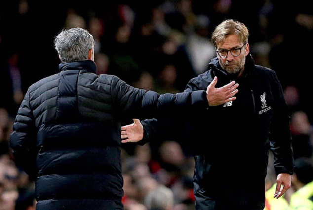 Mourinho Blasts Klopp , Pogba Praises Martial, Club Face Battle To Land £84m Belotti 1