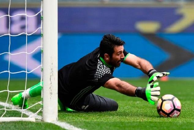 Buffon Clean Sheet In 1,000th Game As Italy Beat Albania 2-0 1