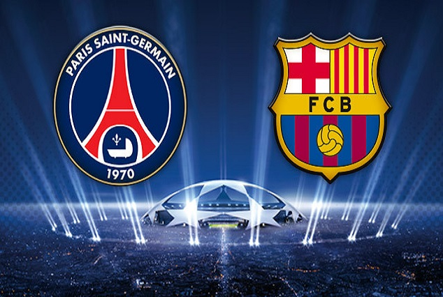 Champions League PSG Vs Barcelona Preview