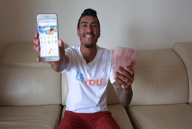 Paulinho In Hot Mess For Promoting Bet Company With Porn Star 3