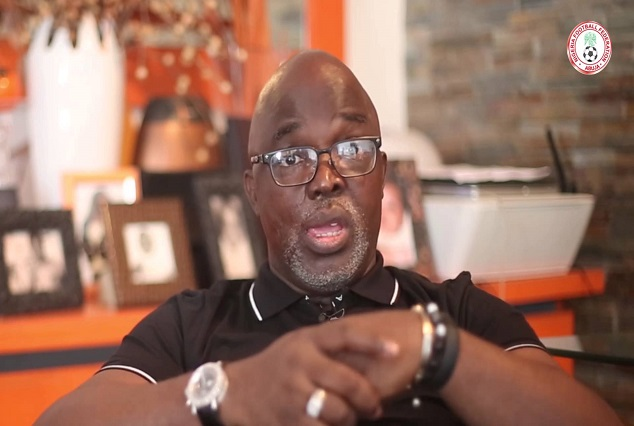 CAF Seat: Momoh Solicit Massive Support For Pinnick's Bid 1