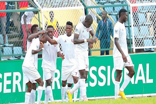 Plateau United Top The League,Rangers Were Held To A Goalless Draw 1