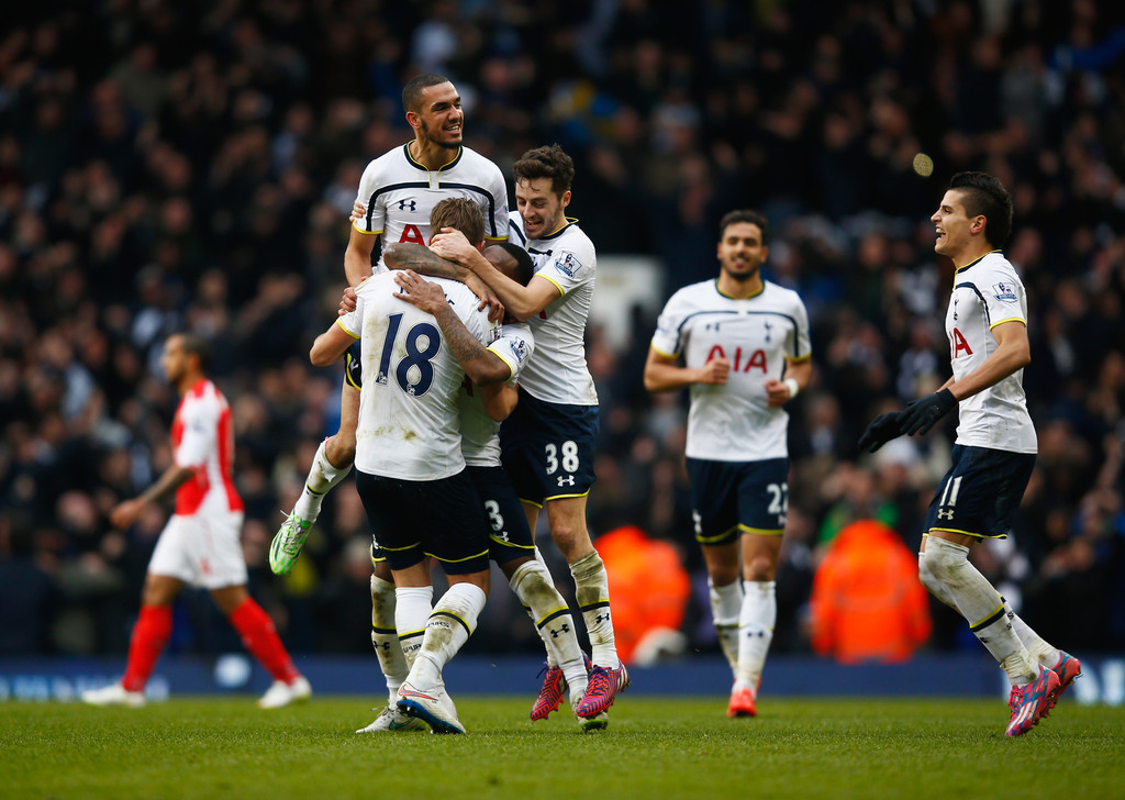 Tottenham Embarrassingly Heaped More Woes On Sloppy Arsenal 1