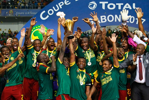 Underdog Cameroon Shocks Egypt To Win Fifth AFCON 1