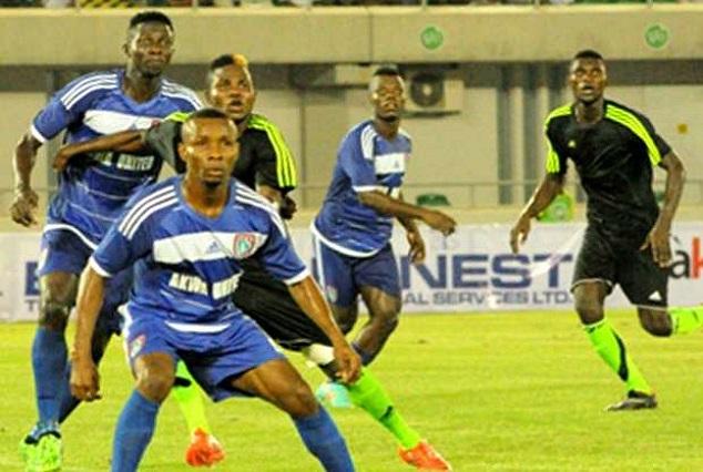 NPFL Week 8 : Akwa United End Plateau United Unbeaten Run, Tornadoes Edge Enyimba 1