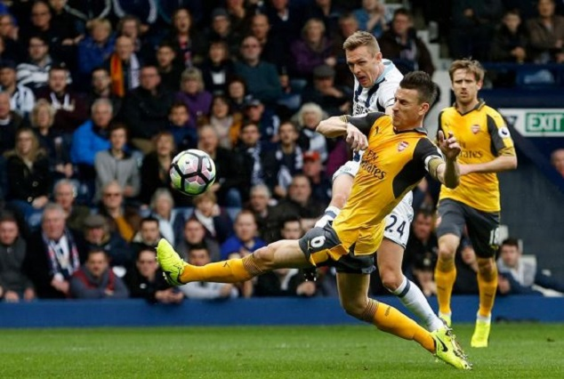 More Woes And Pressure On Wenger As West Brom Defeat Sloppy Arsenal 3